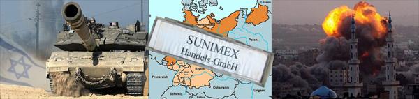 sunimex-zionisten-israel-deutschland