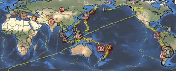 erdbeben-weltweit