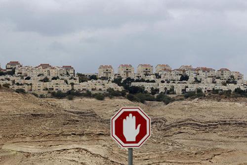 israel-stop-siedlungsbau
