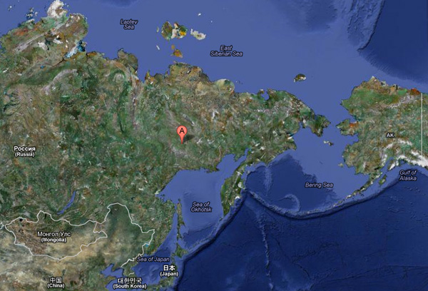 kaelterekord-sibirien