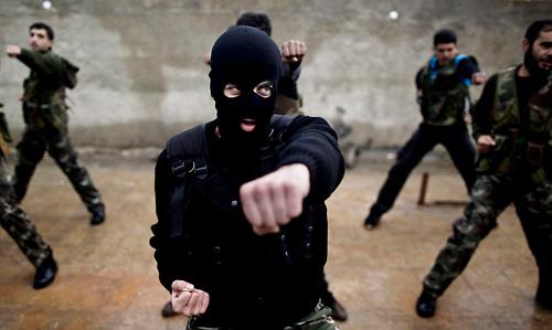 usa-syrien-training