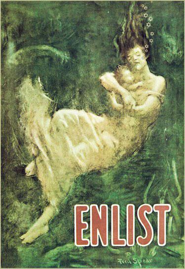 Lusitania-poster