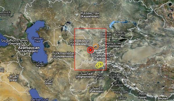 erdbeben-usbekistan