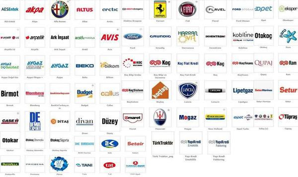 Us automarken logos - Imagui