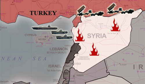 syrien-usa-angriffsplan