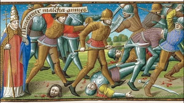 papst-gregor-vii-kirche-brutalitaet