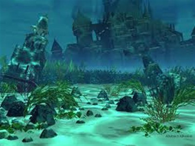 Atlantis Gefunden