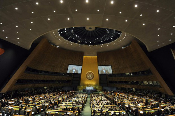 Generalversammlung-der-Vereinten-Nationen
