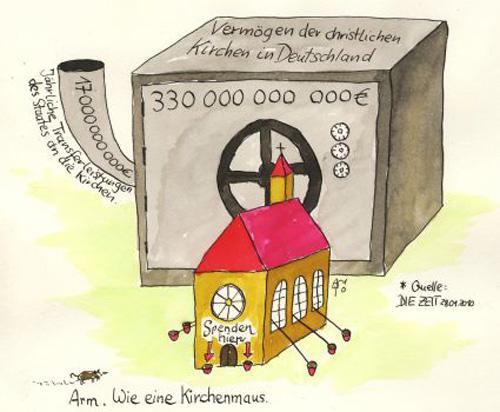 Katholische Kirche Bischöfe Verschweigen Millionenvermögen Zaronews