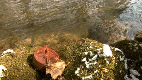 Das Erbe des Kalten Krieges: Minenrisiko für Bauern – Stiftung verpachtet gefährliche Flächen Landminen-bauern