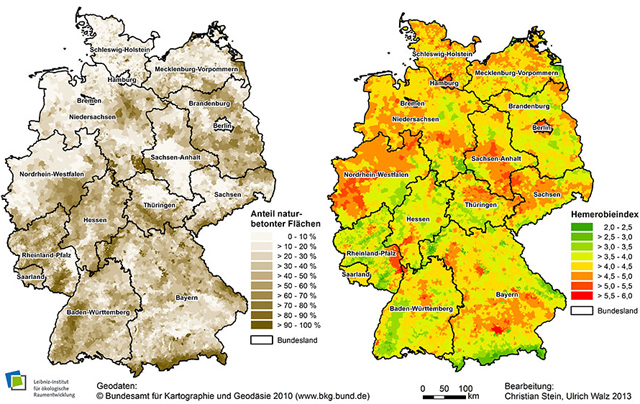 wie natürlich sind deutschlands landschaften | pravda tv – lebe