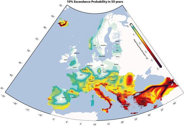 Erdbeben Deutschland Karte.Da Brodelt Was Fur Deutschland Werden Starkere Erdbeben